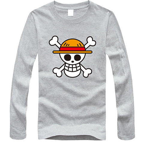 4a95c0cd4 One Piece Shirts - Long Sleeve (9 Design Styles) - AnimeBling - 2