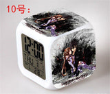 Sword Art Online - Digital Alarm Clock LED 7 Colors - AnimeBling - 11
