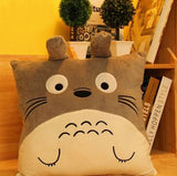 Totoro Cushion - 3D Plush Pillow Cushion - AnimeBling - 3
