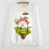 Totoro Sweatshirt - 6 Different Styles - AnimeBling - 4