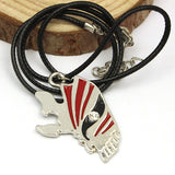 Bleach Necklace - Ichigo Hollow Mask - AnimeBling - 2