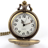 One Piece Pocket Watch - Quartz Movement Fob Watch - AnimeBling - 5