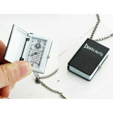 Death Note Necklace Watch - AnimeBling - 6