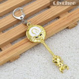 Fairy Tail Lucy Keys - Constellation Keychains - AnimeBling - 10