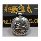 Fullmetal Alchemist Box Set - Pocket Watch + Necklace + Ring - AnimeBling - 5