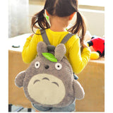 Totoro Backpack - Soft Plush Totoro Bag - AnimeBling - 1