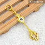Fairy Tail Lucy Keys - Constellation Keychains - AnimeBling - 14