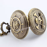 One Piece Pocket Watch - Quartz Movement Fob Watch - AnimeBling - 4