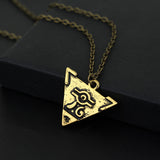 Yugioh Necklace - Triangle Pendant - AnimeBling - 2