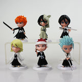 Bleach Figures - 6 Pcs/Set - AnimeBling - 1