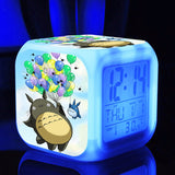 Totoro Clock - LED Digital Alarm Clock - AnimeBling - 5