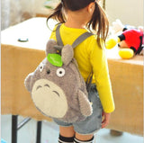 Totoro Backpack - Soft Plush Totoro Bag - AnimeBling - 2