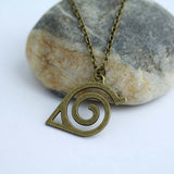 Naruto Necklace - Konoha Leaf Village Symbol - AnimeBling - 6