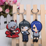 Tokyo Ghoul Keychain - 8 Pcs/Set Keychains - AnimeBling - 7