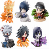 Naruto Chibi Figures - 6 Pcs/Set - AnimeBling - 1