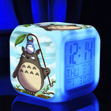 Totoro Clock - LED Digital Alarm Clock - AnimeBling - 1