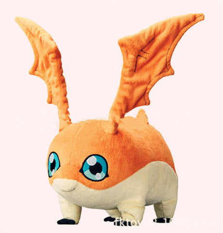 Digimon Plush Toys - Stuffed Patamon Plushie - AnimeBling - 1
