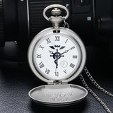 Fullmetal Alchemist Pocket Watch - Quartz Movement - AnimeBling - 6