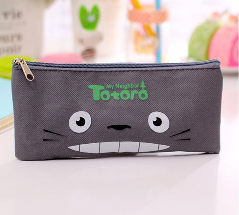 Totoro Pencil Case - 4 Colors - AnimeBling - 1