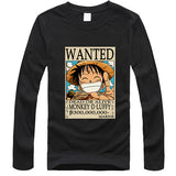 One Piece Shirts - Long Sleeve (9 Design Styles) - AnimeBling - 16