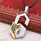 Bleach Necklace - Espada 6 Grimmjow Pendant - AnimeBling - 7