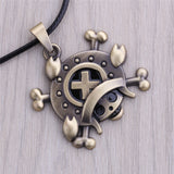 One Piece Necklace - Chopper Bronze Pendant - AnimeBling - 4