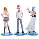 Bleach Figures 8 Pc/Set - Ichigo, Renji, Rukia & More - AnimeBling - 7