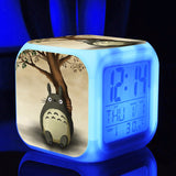Totoro Clock - LED Digital Alarm Clock - AnimeBling - 3