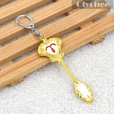 Fairy Tail Lucy Keys - Constellation Keychains - AnimeBling - 4