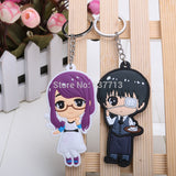 Tokyo Ghoul Keychain - 8 Pcs/Set Keychains - AnimeBling - 5