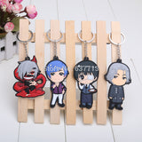 Tokyo Ghoul Keychain - 8 Pcs/Set Keychains - AnimeBling - 3