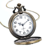 Fullmetal Alchemist Pocket Watch - Quartz Movement - AnimeBling - 7