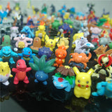 Pokemon Mini Figures - Wholesale 144 Pcs/Set - AnimeBling - 2