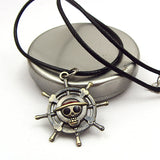 One Piece Necklace - Skull Pendant - AnimeBling - 1