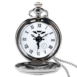 Fullmetal Alchemist Pocket Watch - Quartz Movement - AnimeBling - 10