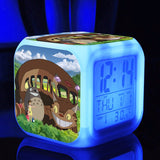 Totoro Clock - LED Digital Alarm Clock - AnimeBling - 4