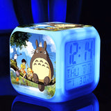 Totoro Clock - LED Digital Alarm Clock - AnimeBling - 6