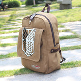 Attack on Titan Backpack - AnimeBling - 4