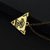 Yugioh Necklace - Triangle Pendant - AnimeBling - 3