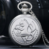 Fullmetal Alchemist Pocket Watch - Quartz Movement - AnimeBling - 11