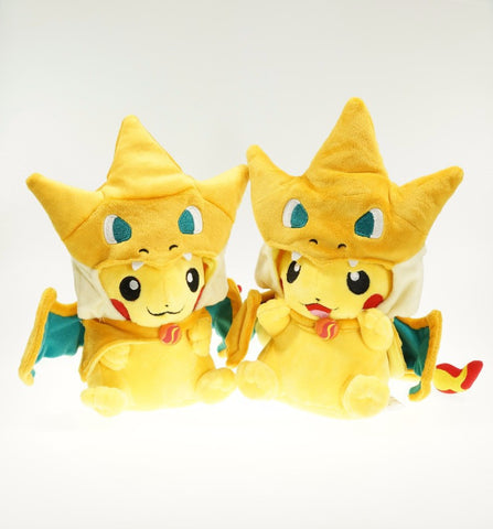 Pokemon Soft Toy - Pikazard Plush - AnimeBling - 1
