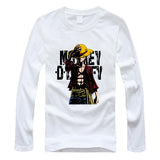 One Piece Shirts - Long Sleeve (9 Design Styles) - AnimeBling - 7