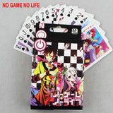 No Game No Life Cards - Poker 54 Cards/Set - AnimeBling - 1