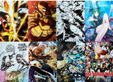 One Punch Man Posters - 8 Pcs/Set - AnimeBling - 1
