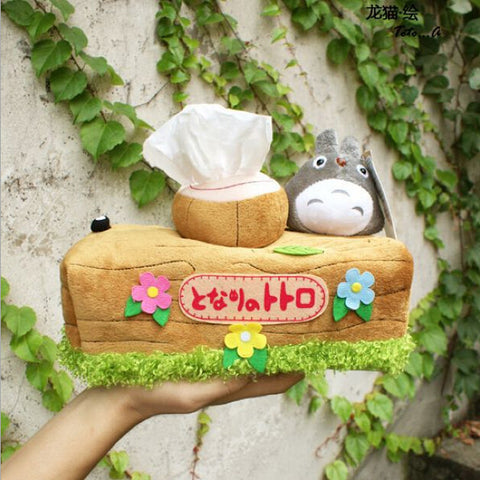 Totoro Tissue Box Cover - AnimeBling - 1