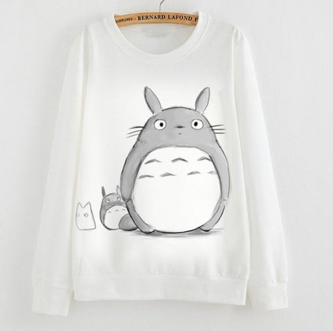 Totoro Sweatshirt - 6 Different Styles - AnimeBling - 1