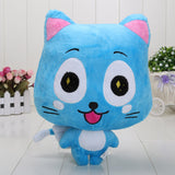 Fairy Tail Happy Plush - Cute Happy 30cm - AnimeBling - 1