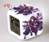 Sword Art Online - Digital Alarm Clock LED 7 Colors - AnimeBling - 5