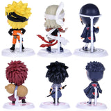 Naruto Action Figures - 6 Pcs/Set - AnimeBling - 3