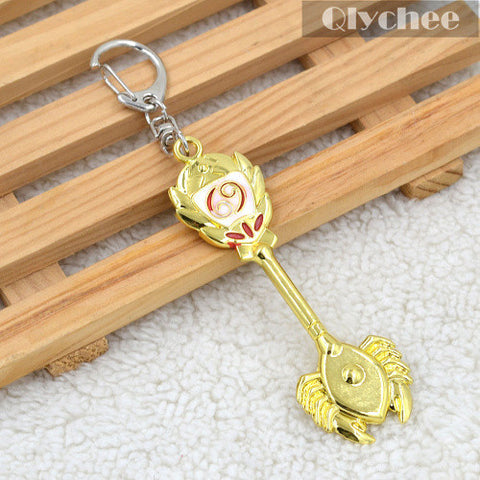 Fairy Tail Lucy Keys - Constellation Keychains - AnimeBling - 6